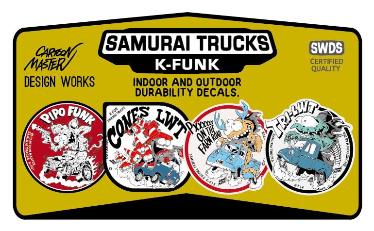 SAMURAI TRUCKS