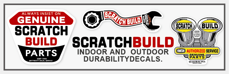 SCRATCH BUILD