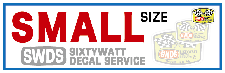 Sixtywatt Decal Service